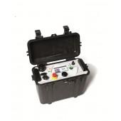 NEW! HVA28TD Высоковольтная СНЧ установка для испытаний кабелей с изоляцией СПЭ с модулем TD для измерения Тангенса Дельты