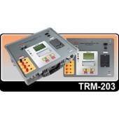 TRM-403 40А, измерение 6 обмоток одновременно,  специализированный измеритель сопротивления обмоток трансформаторов, тестировани